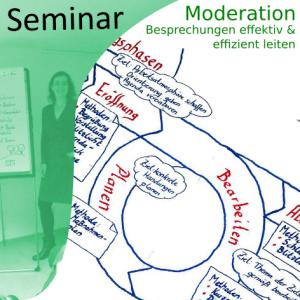 Moderation - Besprechungen effektiv und effizient leiten