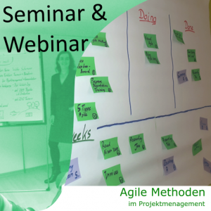 Seminar & Webinar Agile Methoden im PM